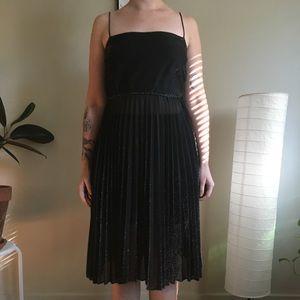 Sparkly disco dress